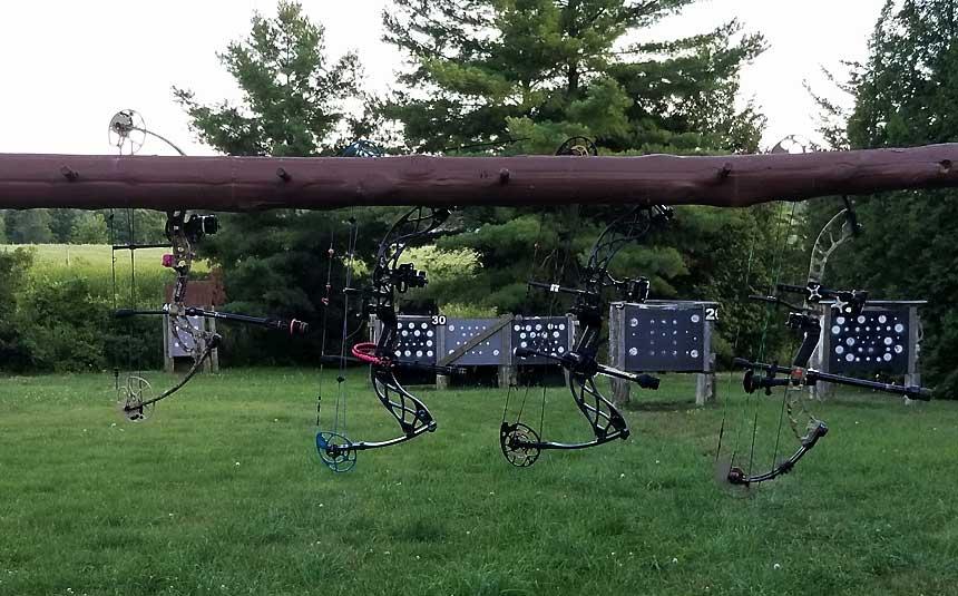 outdoor shooting range